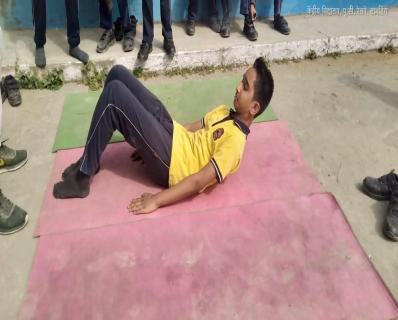 स्वस्थ बच्चे स्वस्थ भारत | SBSB | FitKVian - KV Lumding